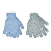 Ladies Marl Touchscreen Gloves With Grip Asst (GL857)