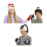 rjm Kids Christmas Hat & Mitten Set (GL901A)