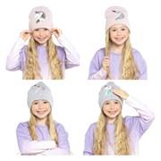 rjm Kids Beanie Hat With Reversible Sequins Design (GL915)