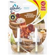 Glade Plug In Refill Sandlewood Twin 2x20ml (GPRTB)