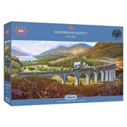 Gibsons Glenfinnan Viaduct Puzzle 636pc (G4037)