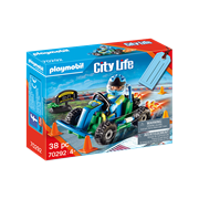 Playmobil Go-kart Gift Set (70292)