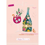 Good Times B/day Card (IJ0076W)