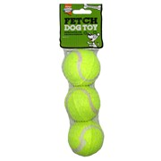 "Goodboy 2.5"" Dog Tennis Balls 3s (08019)"