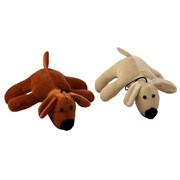 "Goodboy 7"" Plush Puppies Dog Toy Assorted (08052)"
