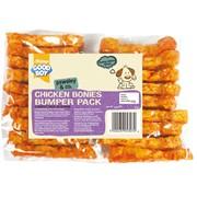 """Goodboy Chicken Flavour 4"""" Bonies 18s 450g (05307)"""