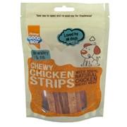 Goodboy Deli Treats Chewy Chicken Strips 100g (05624)