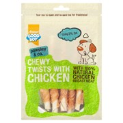Goodboy Deli Treats Chewy Twists with Chicken 90g (05592)