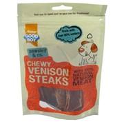 Goodboy Deli Treats Chewy Venison Steaks 80g (05636)