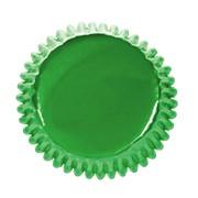 Culpitt Green Foil Cake Cases 45s (2306)