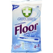 Greenshield Anti-bac Floor Wipes 30s