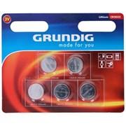 Grundig Button Cell Cr2032 5pcs (53895)