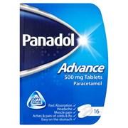 Panadol Advance Tablet 16s (GSK029463)