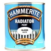 Hammerite Radiator Paint Gloss White 500ml (5092846)
