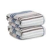 Deyongs Hanover Bath Sheet Blue (21012405)