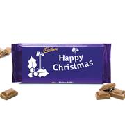 Cadburys Dairy Milk Happy Christmas 110g (1032-112-277-2)