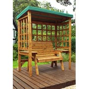 Charles Taylor Two Seat Arbour Green (HB144G)