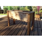 Charles Taylor Wiltshire Large Trough Planter - Wooden (HB93)