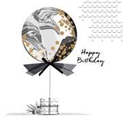 Happy Birthday Balloon Card (HCE30012)