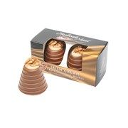 Hadleigh Maid Milk Choc Irish Cream Truffle Walnut Whirls 92g (HD517)