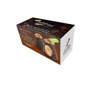 Hadleigh Maid Vegan Dk Choc Rum Truffle Walnut Whirls 90g (HD519)