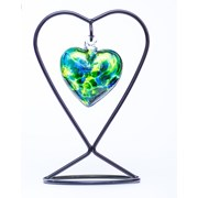 Small Heart Stand H18cm (HEARTSTANDSMALL)