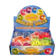 Henbrandt Light Up Smiley Balls (N46009)