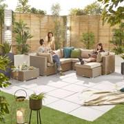 Heritage Chelsea Corner Sofa Set - Willow