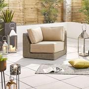 Heritage Luxor Sofa Piece - Corner - Willow