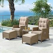 Heritage Skylar Lounge Set - Willow