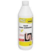 Hg Liquid Drain Unblocker 1ltr (139100106)