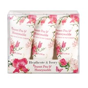 Sweet Pea & Honeysuckle Hand & Nail Collection 3x30ml (FG2337)