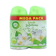 Airwick Freshmatic Refill Twin Floral Delights 250ml (HOAIR524)