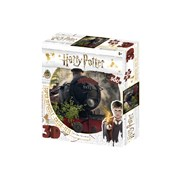 Harry Potter Super 3d Puzzle Hogwarts Express 500pce (HP32506)