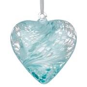 Frendship Heart Pastel Blue 8cm (HR8PASTELBL)