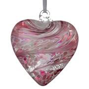 Frendship Heart Pastel Pink 8cm (HR8PASTELPI)