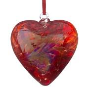 Frendship Heart Red 8cm (HR8RE)