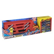 Hti Teamsters Launcher Transporter With 10 Cars (1416578)
