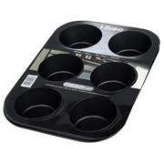 I-bake 6cup Deep Muffin Pan (5508)