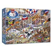 Gibsons I Love The Weekend 1000pc (G787)