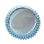 Culpitt Ice Blue Foil Cake Cases 45s (2309)