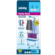 Minky Kd Tower Airer 30m (IH89190100)