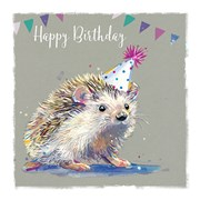 Birthday Hedge Hugs Card (II0921W)