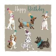 Happy Birthday Card (II0981W)