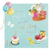 Birthday Treats Card (II1117W)