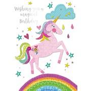 Unicorn Card (IJ0008W)