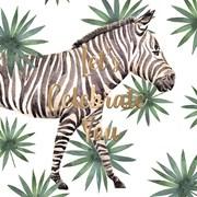 Zebra Card (IJ0056W)