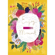 Every Little Moment B/day Card (IJ0072W)