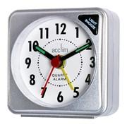 Ingot Alarm Clock Silver (12587)