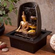 Sense Aroma Golden Buddha W/water Cups (J-156)